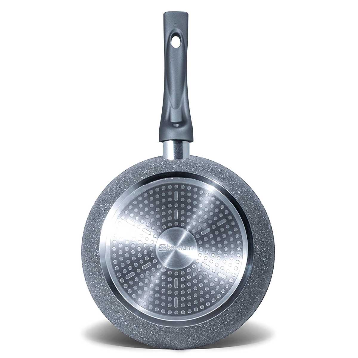 Сковорода для индукционных плит Bialetti MADAME PETRA INDUCTION, диаметр 24 см, серый Bialetti Y0C6PA0240 фото 2