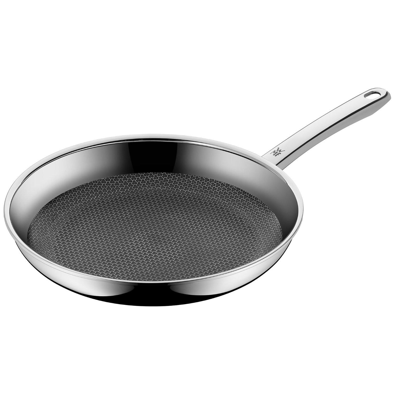 Онлайн каталог PROMENU: Сковорода с антипригарным покрытием WMF PROFIRESIST, диаметр 28 см, серебристый WMF 17 5628 6411