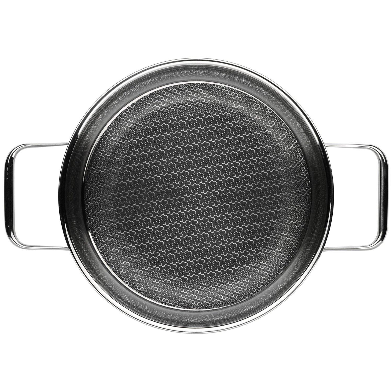 Сковорода с двумя ручками WMF PROFIRESIST, диаметр 24 см, серебристо-черный WMF 17 5634 6411 фото 2