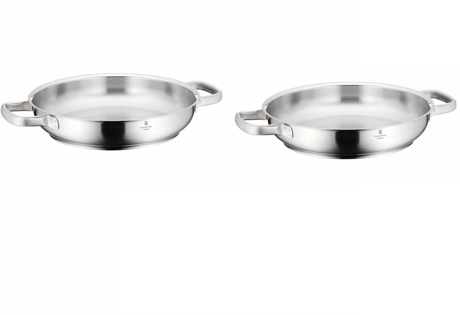 Сковорода WMF GOURMET PLUS, диаметр 28 см, серебристый WMF 07 2628 6031 фото 2