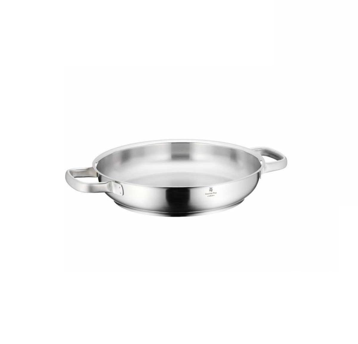 Сковорода WMF GOURMET PLUS, диаметр 28 см, серебристый WMF 07 2628 6031 фото 1