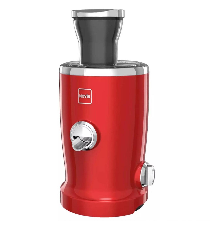 Онлайн каталог PROMENU: Соковыжималка многофункциональная Novis Vita Juicer, красный Novis 6511.02.20