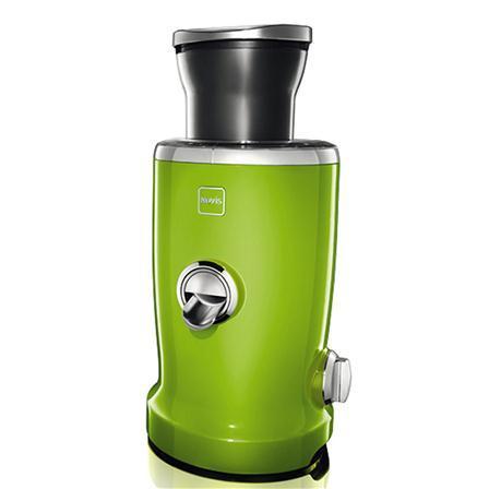 Онлайн каталог PROMENU: Соковыжималка многофункциональная Novis Vita Juicer, зеленый  6511.06.20