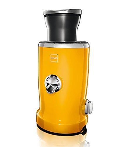 Онлайн каталог PROMENU: Соковыжималка многофункциональная Novis Vita Juicer, желтый Novis 6511.17.20