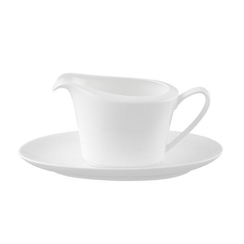 Соусник фарфоровый Rosenthal JADE, объем 0,45 л, белый Rosenthal 61040-800001-11626 фото 1
