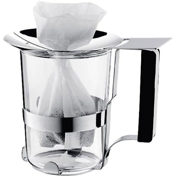 Стакан для чая без подстаканника WMFCOFFEE AND TEA, прозрачный WMF 06 3617 6040 фото 2