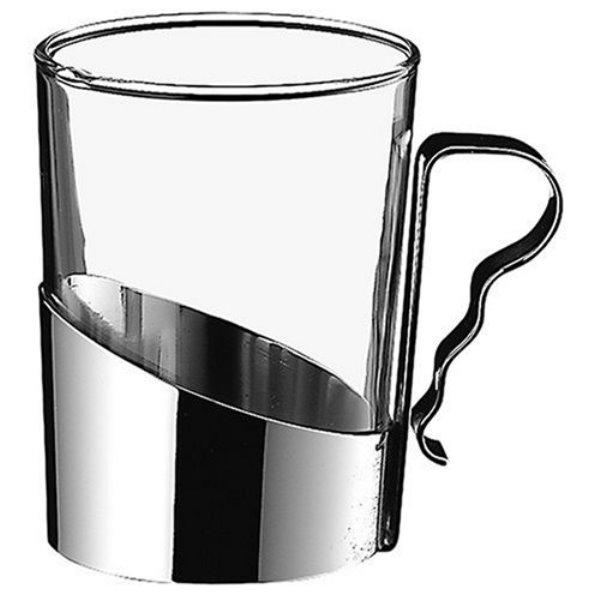 Стакан для подстаканника WMF GLASSES, объем 0,2 л, прозрачный WMF 06 3604 9990 фото 1