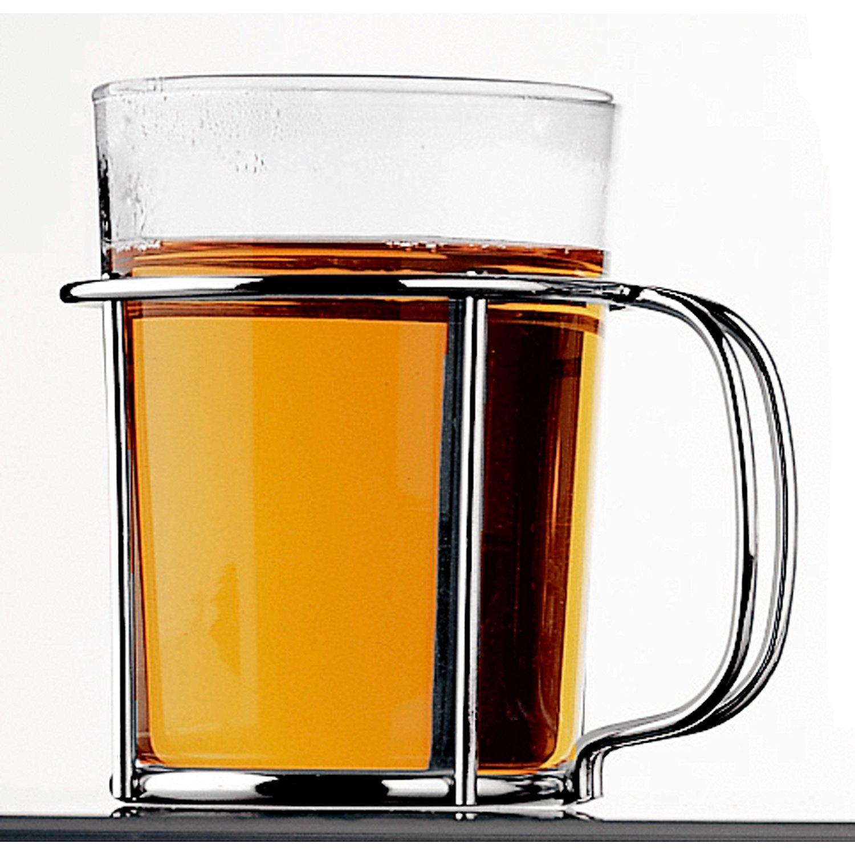 Стакан для подстаканника WMF COFFEE AND TEA, объем 0,2 л, прозрачный WMF 06 3609 5080 фото 3