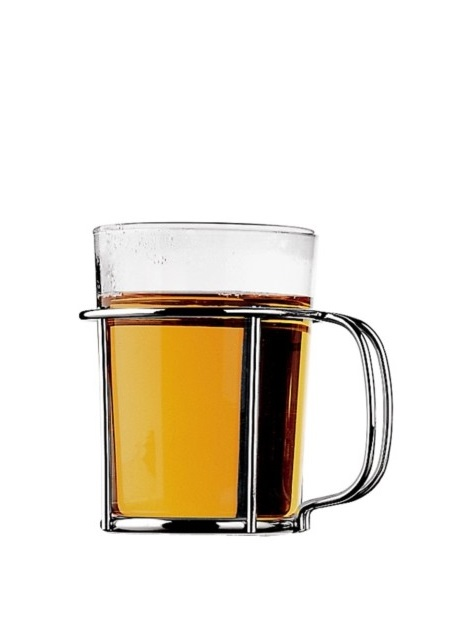 Онлайн каталог PROMENU: Стакан для подстаканника WMF COFFEE AND TEA, объем 0,2 л, прозрачный WMF 06 3609 5080