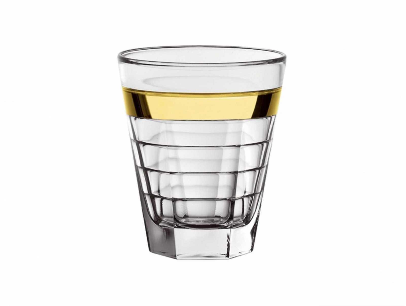 Онлайн каталог PROMENU: Стакан для воды/сока стеклянный Vidivi BAGUETTE, объем 0,28 л, высота 10 см, прозрачный Vidivi 64427EM