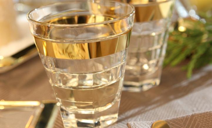 Стакан для воды/сока стеклянный Vidivi BAGUETTE, объем 0,43 л, высота 14,5 см, прозрачный Vidivi 64429EM фото 1