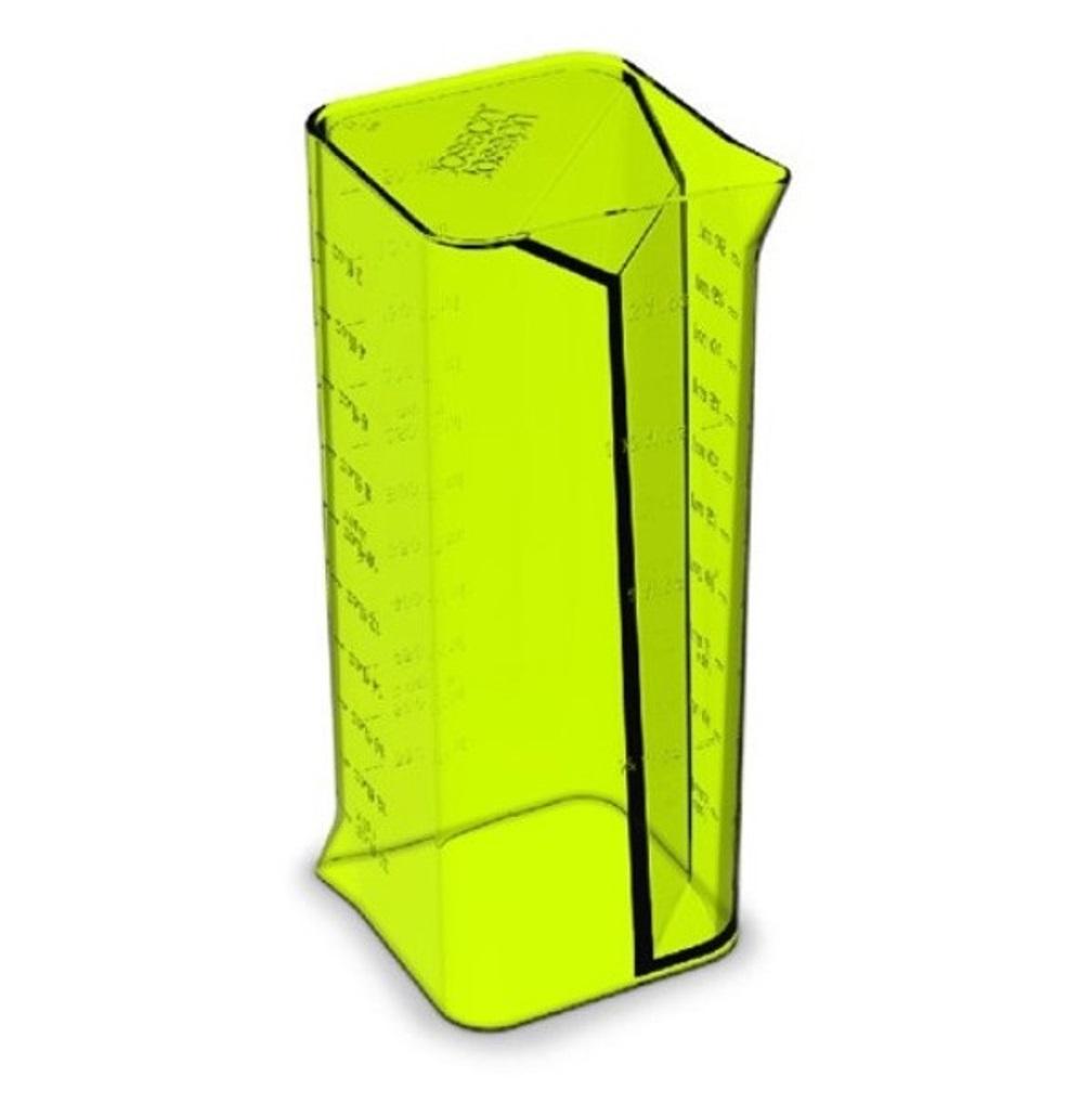 Онлайн каталог PROMENU: Стакан мерный 2 в 1 Joseph Joseph, 7x7x15 см, зеленый Joseph Joseph GMJ011CB