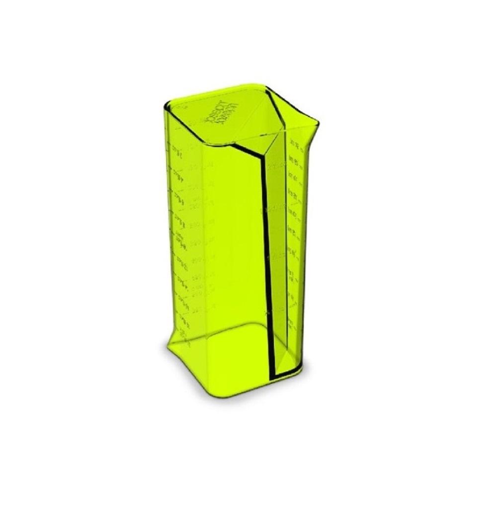Стакан мерный 2 в 1 Joseph Joseph, 7x7x15 см, зеленый Joseph Joseph GMJ011CB фото 1