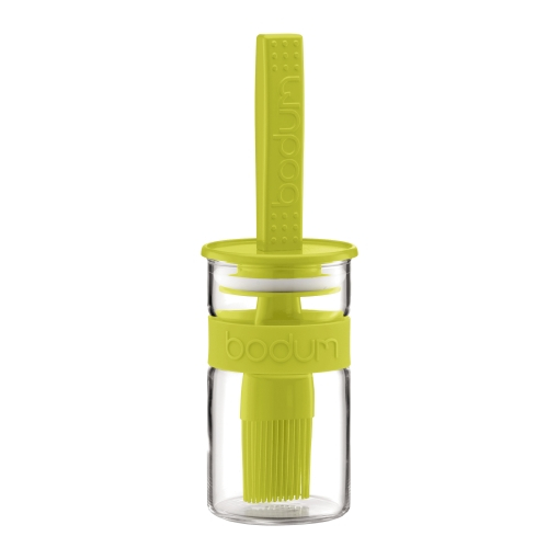 Онлайн каталог PROMENU: Стакан-соусник с кисточкой Bodum, 0,25 л, салатовый                               11203-565