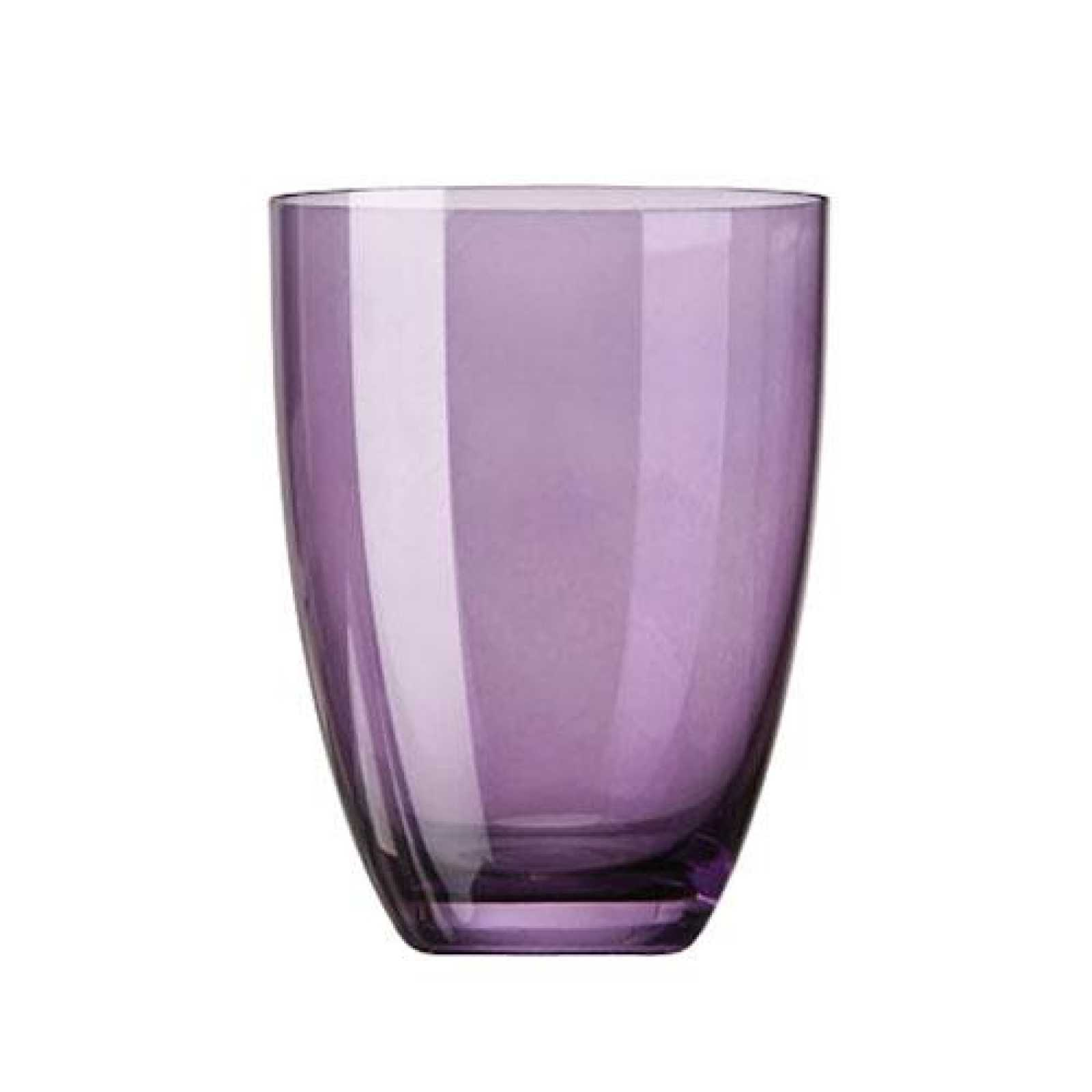 Онлайн каталог PROMENU: Стакан стеклянный Rosenthal SUNNY DAY, объем 0,32 л, фиолетовый Rosenthal 69034-408531-40140