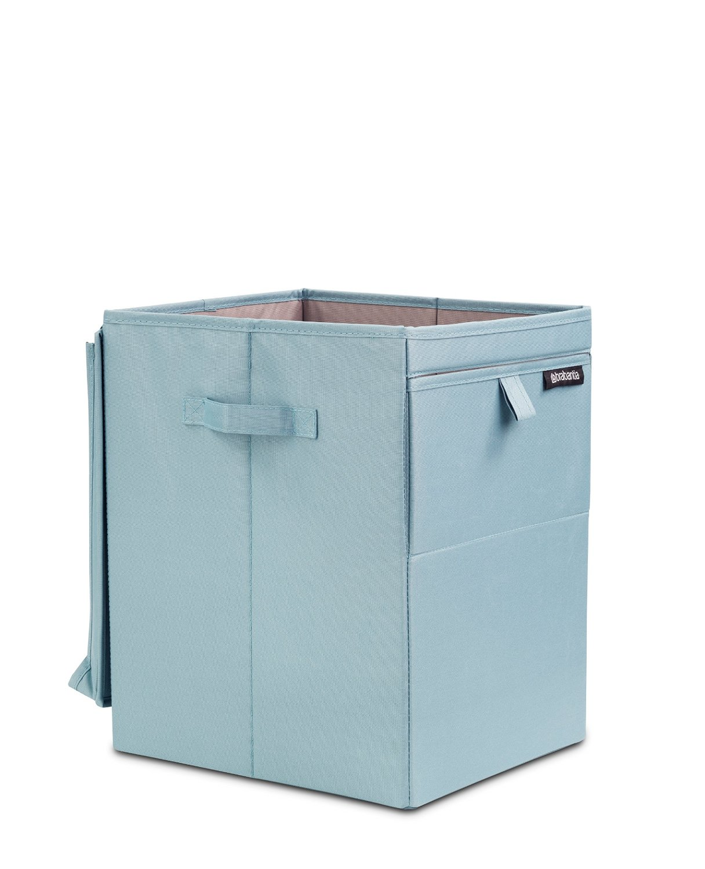 Сумка-короб для белья с крышкой модульная Brabantia, 44,5х32х37, зеленая Brabantia 109409 фото 2