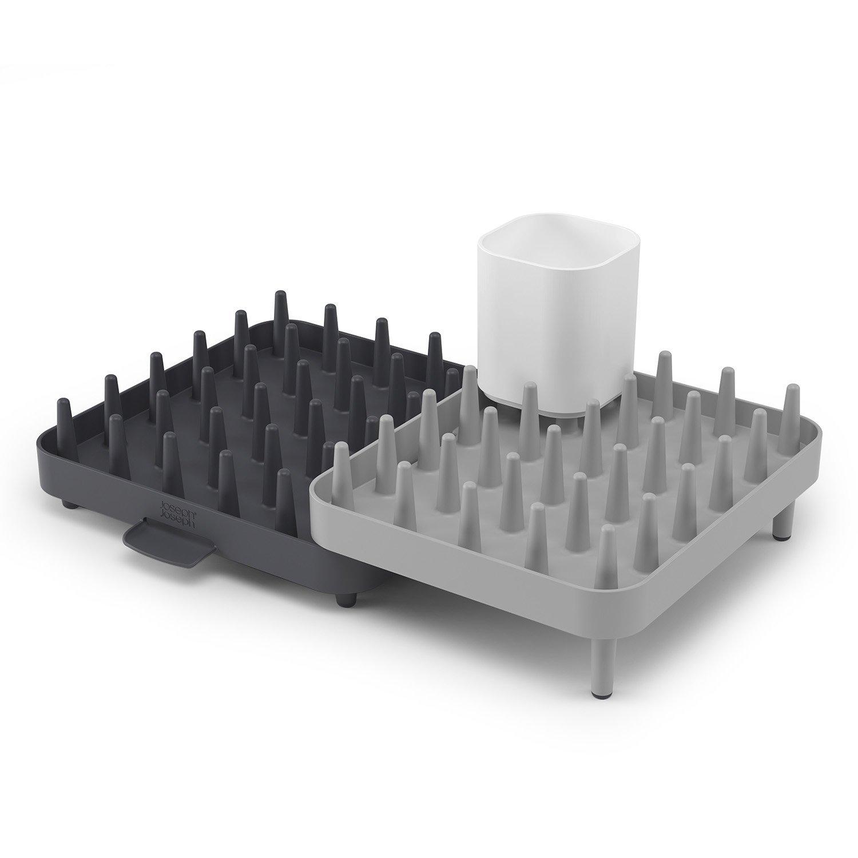 Онлайн каталог PROMENU: Набор регулируемых сушилок для посуды Joseph Joseph CONNECT, 47,3х27,0х17,6 см, 3 предмета, серый Joseph Joseph 85035