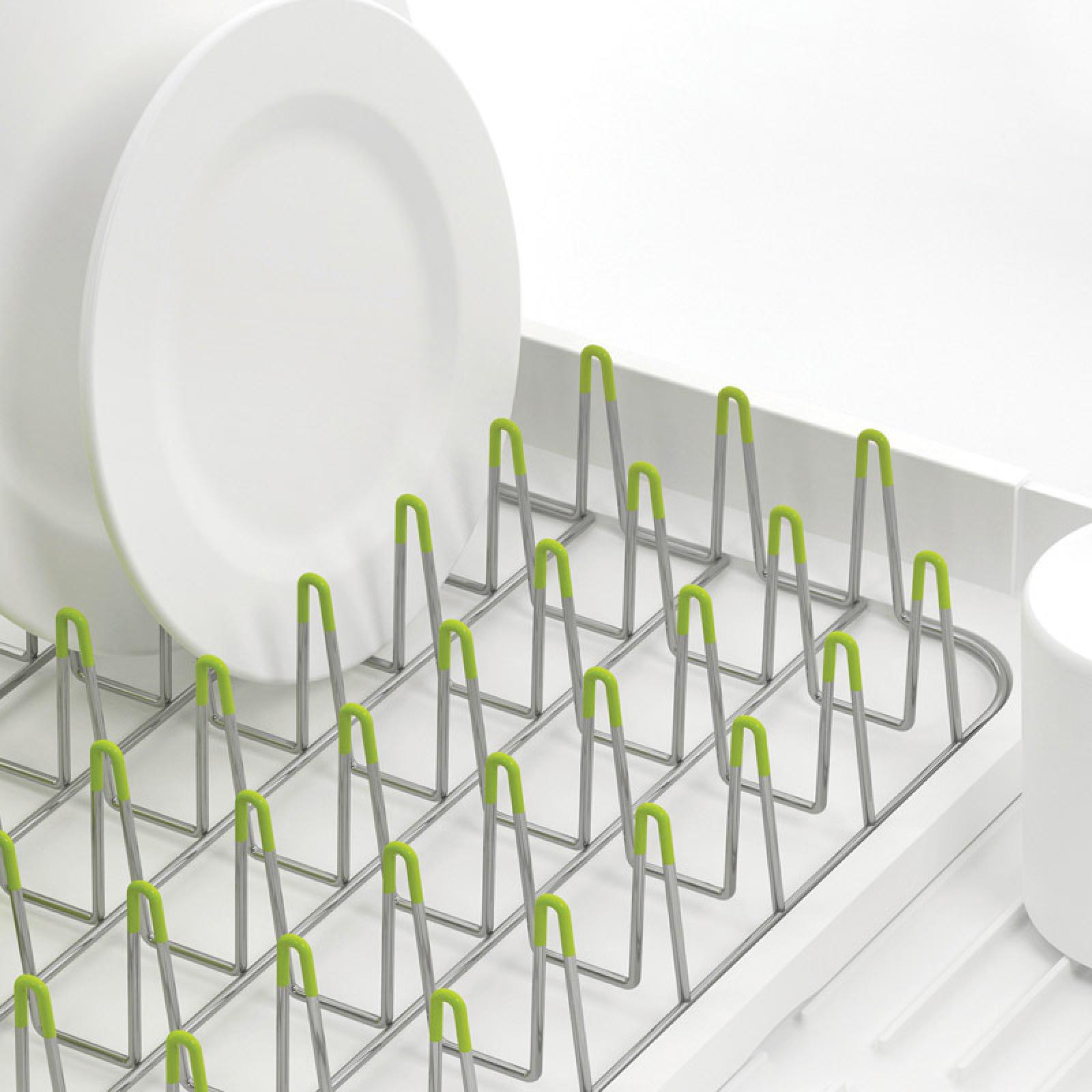 Сушилка для посуды раздвижная Joseph Joseph extend, 32х16х36 см, белый Joseph Joseph 85071 фото 4