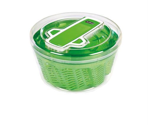 Онлайн каталог PROMENU: Сушка для зелени Zyliss, диаметр 26 см, высота 16 см, зеленая                                   E940005