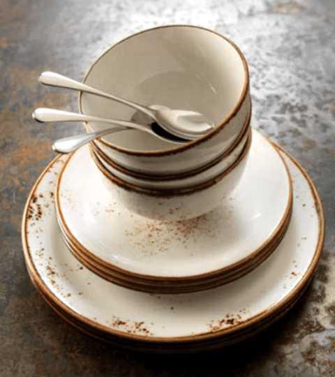 Тарелка Steelite CRAFT WHITE, диаметр 20,25 см, белый Steelite 11550567 фото 2