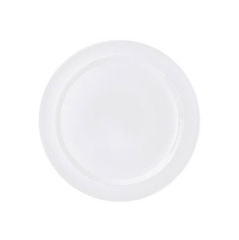 Онлайн каталог PROMENU: Тарелка десертная/закусочная Emile Henry Tableware, 21 см, белый Emile Henry 118870