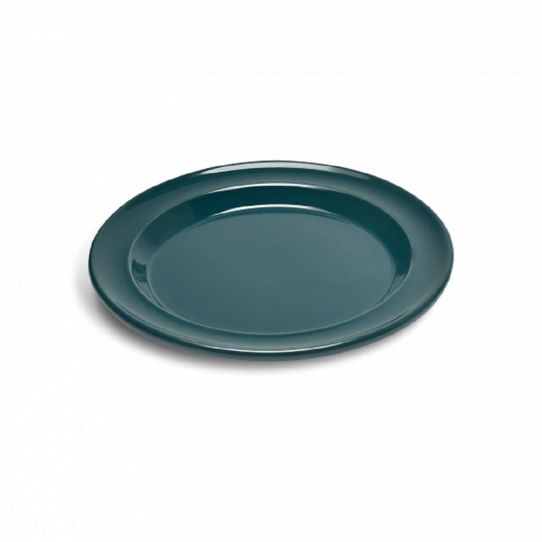Онлайн каталог PROMENU: Тарелка десертная/закусочная Emile Henry Tableware, диаметр 21 см, blue flame Emile Henry 978870