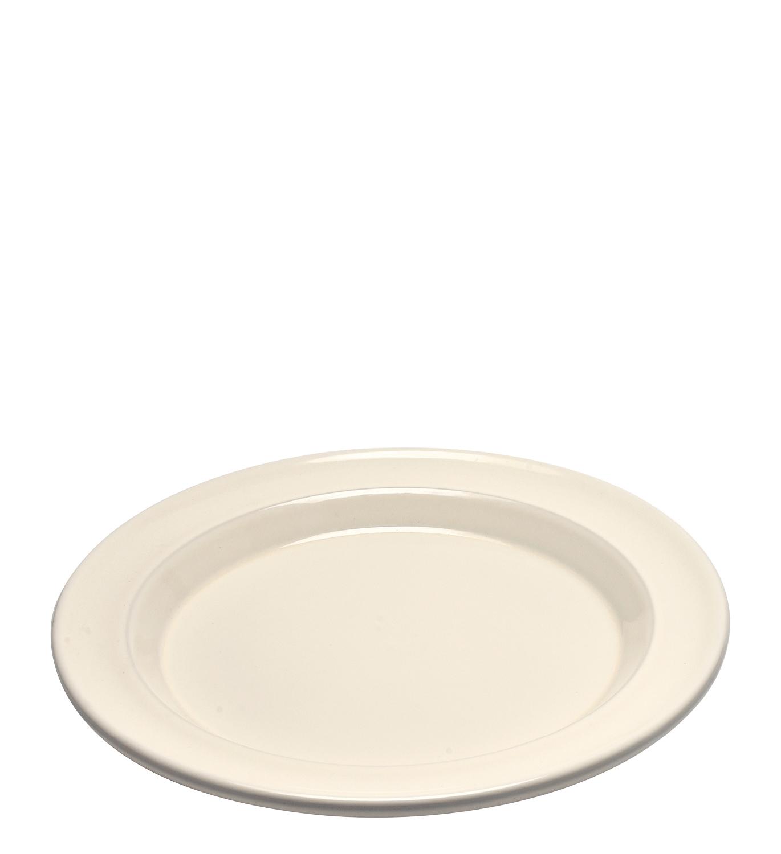 Онлайн каталог PROMENU: Тарелка десертная/закусочная Emile Henry, 21 см, бежевый Emile Henry 028870