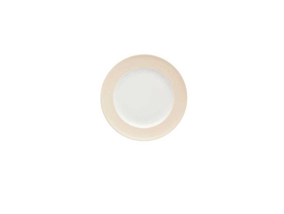 Онлайн каталог PROMENU: Тарелка десертная/закусочная Rosenthal SUNNY DAY, диаметр 22 см, бежевый Rosenthal 10850-408529-10222