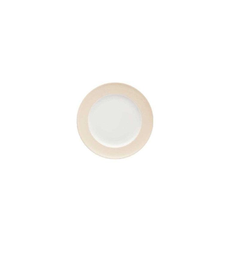 Тарелка десертная/закусочная Rosenthal SUNNY DAY, диаметр 22 см, бежевый Rosenthal 10850-408529-10222 фото 1