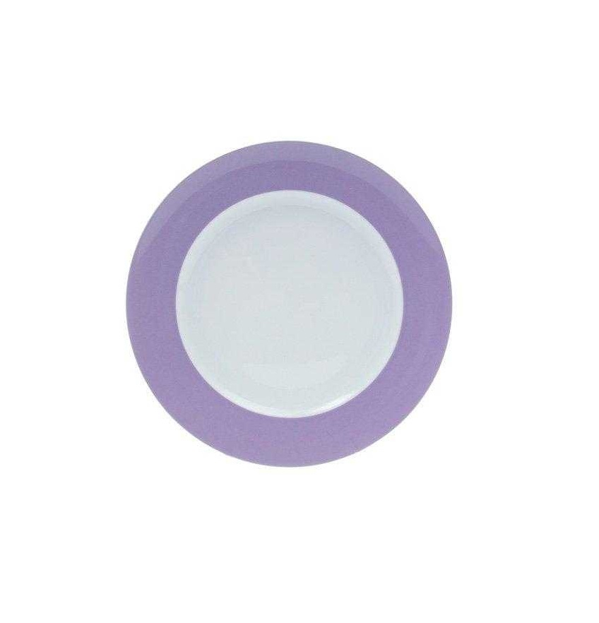 Онлайн каталог PROMENU: Тарелка десертная/закусочная Rosenthal SUNNY DAY, диаметр 22 см, фиолетовый Rosenthal 10850-408531-10222