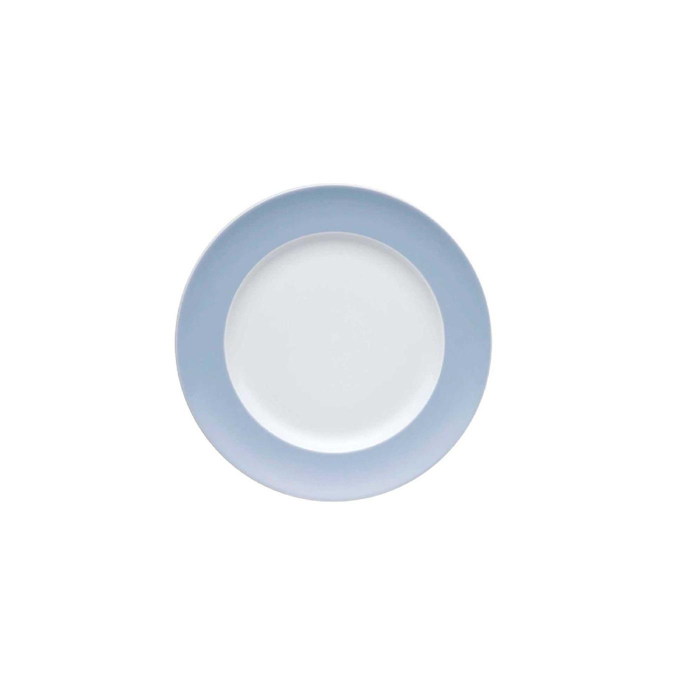 Тарелка десертная/закусочная Rosenthal SUNNY DAY, диаметр 22 см, голубой Rosenthal 70850-408510-10222 фото 1