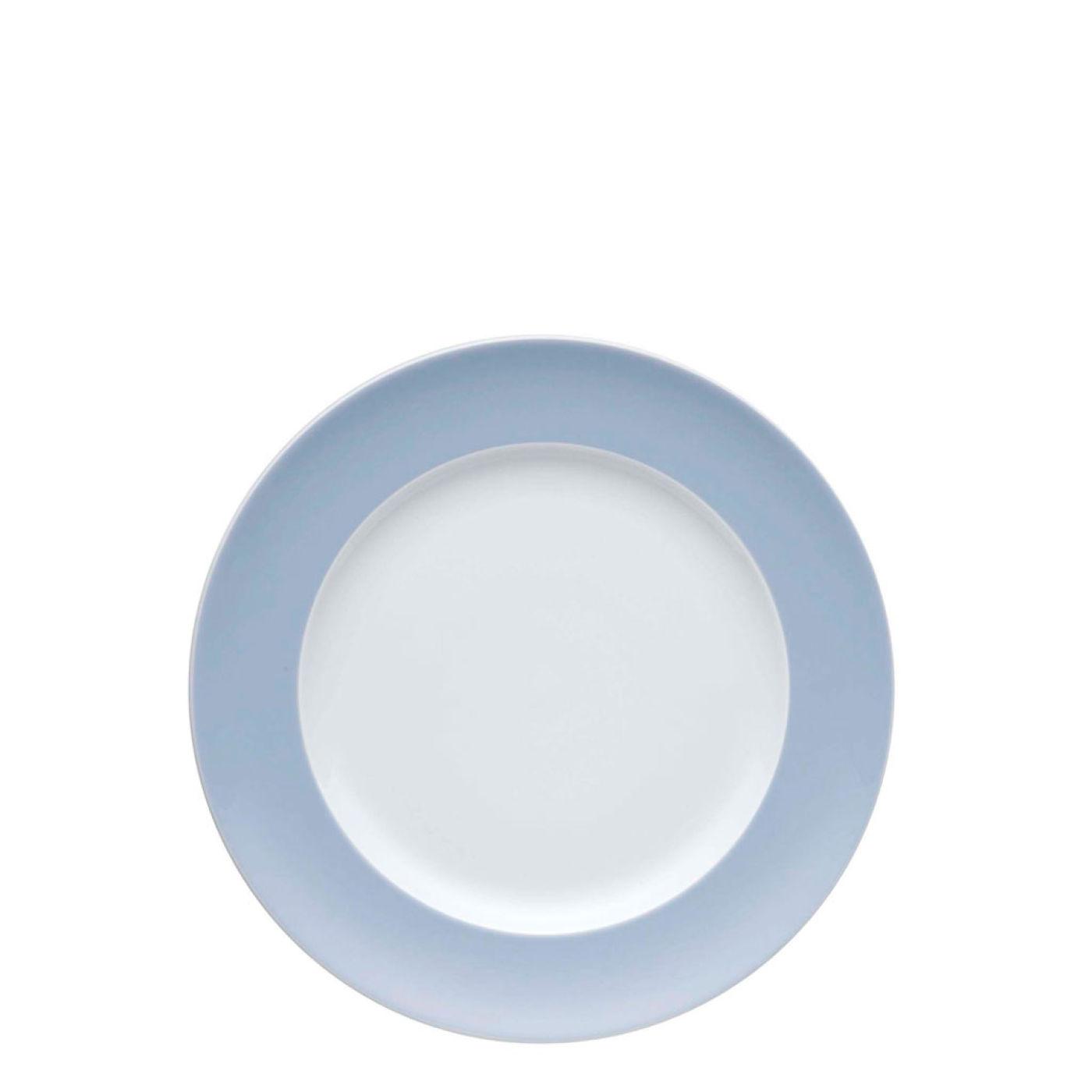 Тарелка десертная/закусочная Rosenthal SUNNY DAY, диаметр 22 см, голубой Rosenthal 70850-408510-10222 фото 0