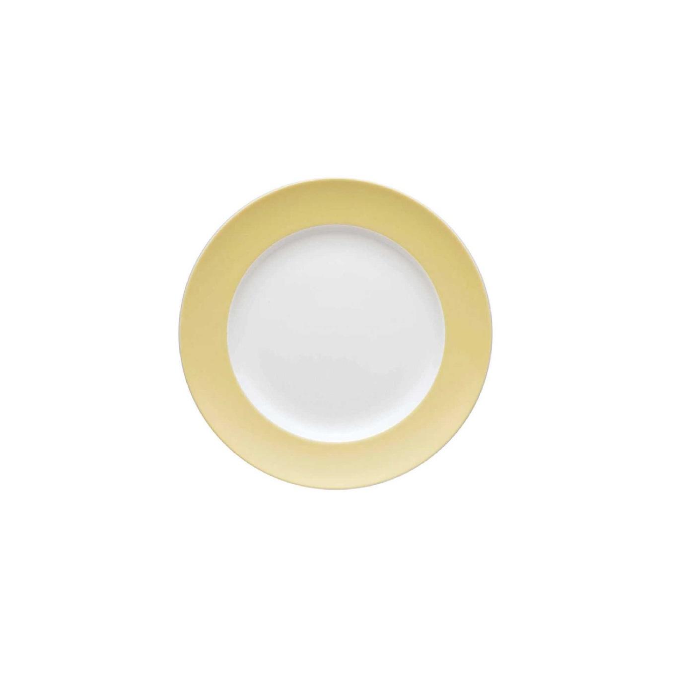 Тарелка десертная/закусочная Rosenthal SUNNY DAY, диаметр 22 см, желтый Rosenthal 70850-408511-10222 фото 1