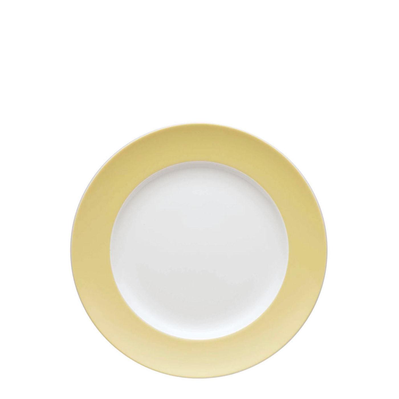 Онлайн каталог PROMENU: Тарелка десертная/закусочная Rosenthal SUNNY DAY, диаметр 22 см, желтый Rosenthal 70850-408511-10222