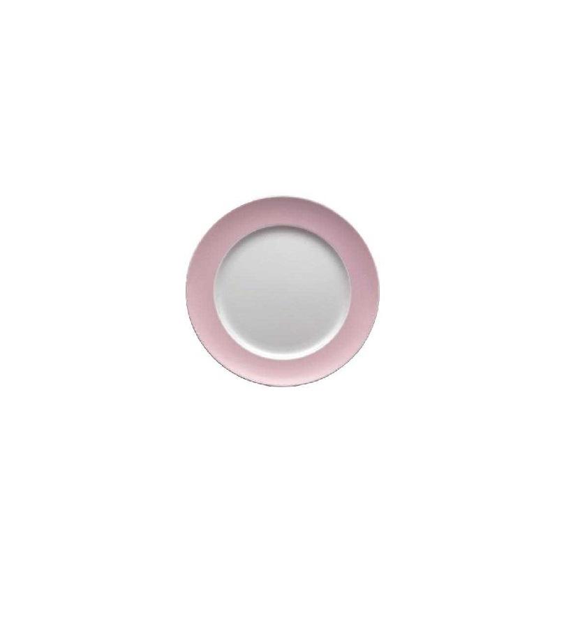 Тарелка десертная/закусочная Rosenthal SUNNY DAY, диаметр 22 см, розовый Rosenthal 10850-408533-10222 фото 1