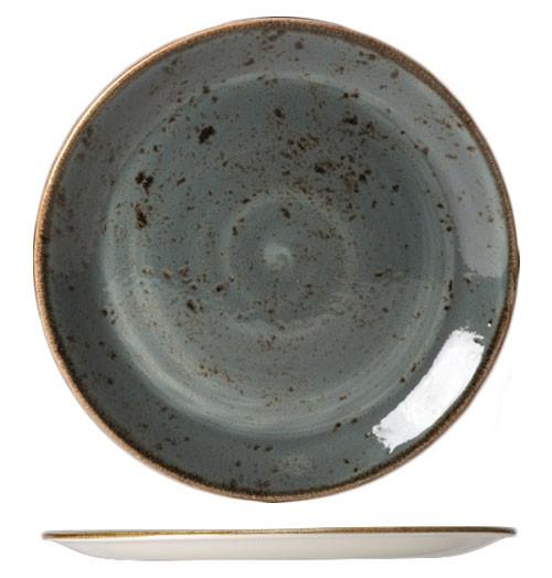 Тарелка десертная/закусочная Steelite CRAFT BLUE, диаметр 20,3 см, синий Steelite 11300567 фото 1