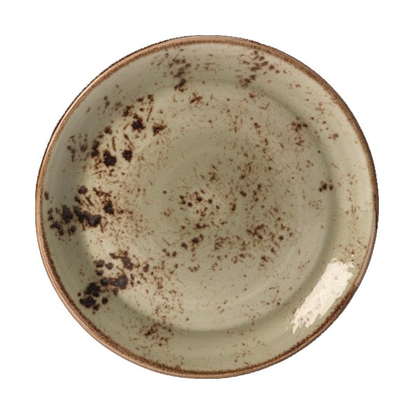 Онлайн каталог PROMENU: Тарелка десертная/закусочная Steelite CRAFT GREEN, диаметр 20,3 см, зеленый Steelite 11310567
