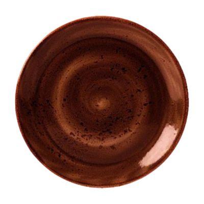 Онлайн каталог PROMENU: Тарелка десертная/закусочная Steelite CRAFT TERRACOTTA, диаметр 20,3 см, оранжевый Steelite 11330567
