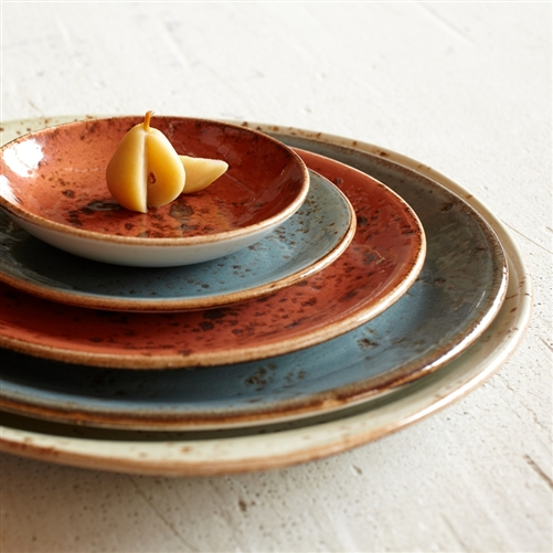 Тарелка десертная/закусочная Steelite CRAFT TERRACOTTA, диаметр 20,3 см, оранжевый Steelite 11330567 фото 1