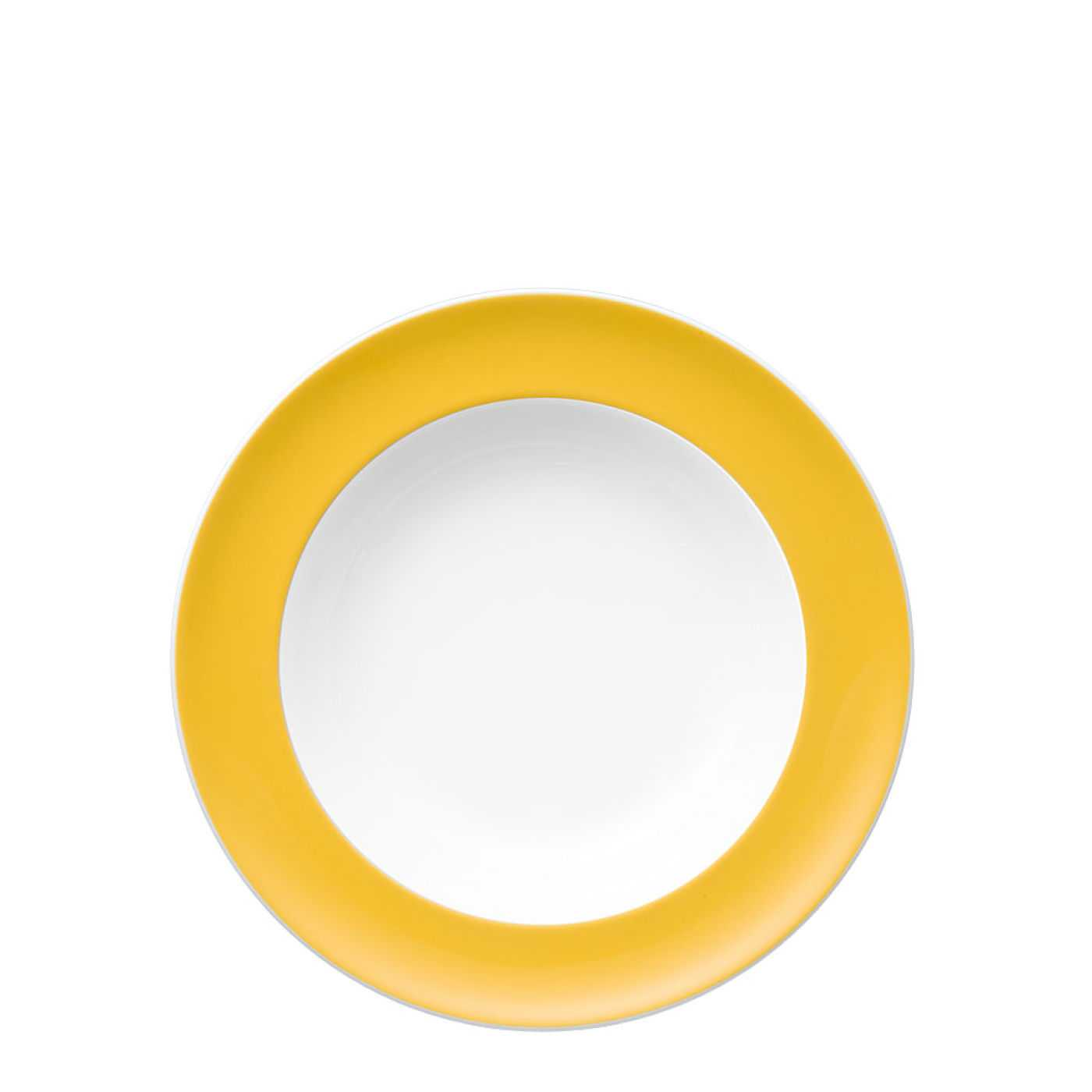 Онлайн каталог PROMENU: Тарелка глубокая Rosenthal SUNNY DAY, диаметр 23 см, желтый Rosenthal 70850-408502-10323