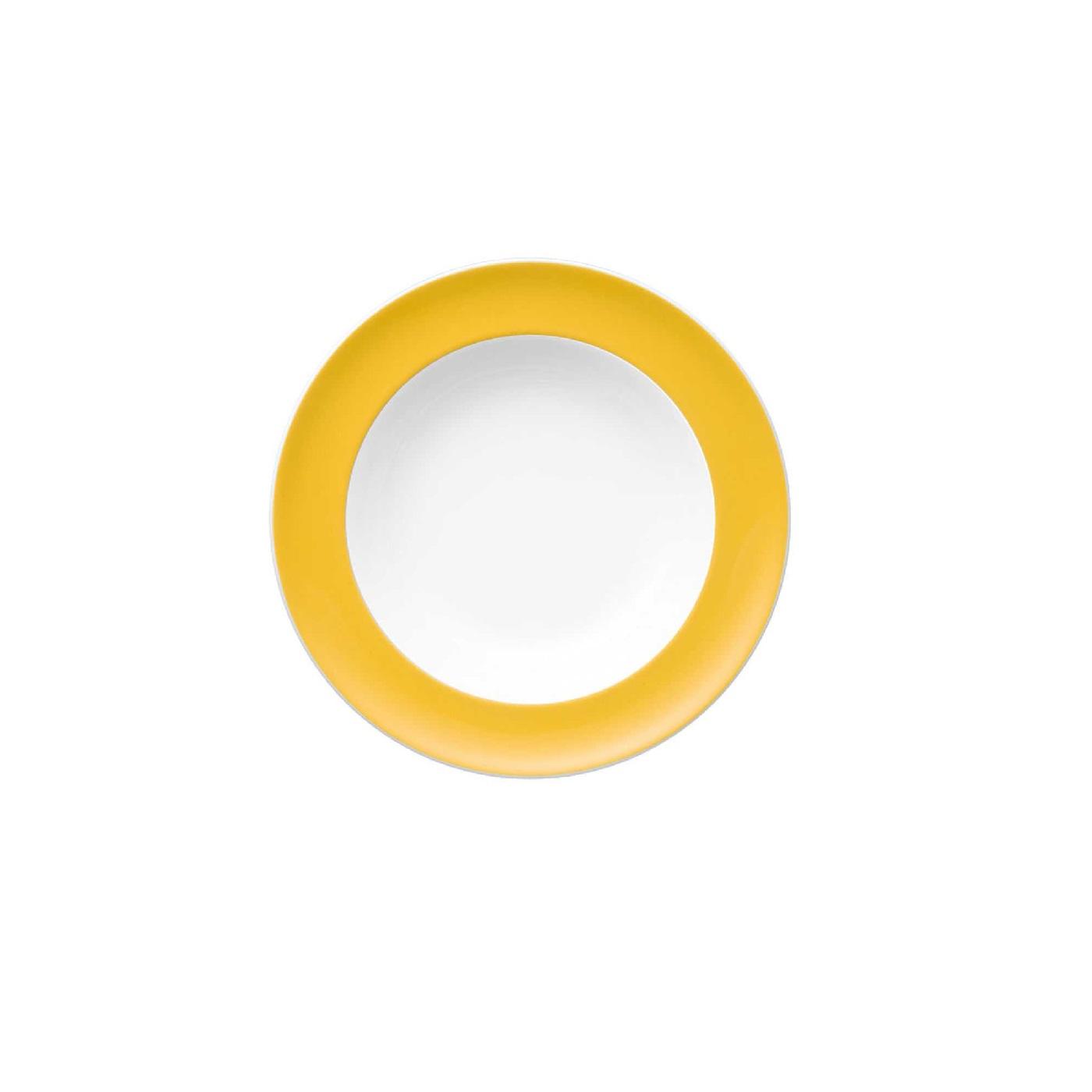 Тарелка глубокая Rosenthal SUNNY DAY, диаметр 23 см, желтый Rosenthal 70850-408502-10323 фото 2