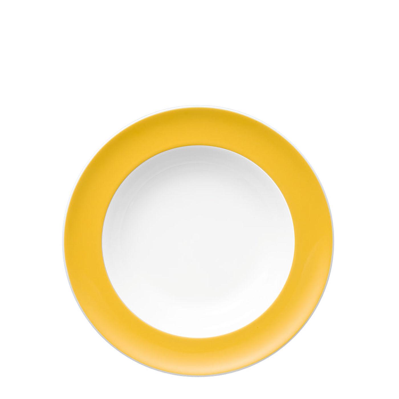 Тарелка глубокая Rosenthal SUNNY DAY, диаметр 23 см, желтый Rosenthal 70850-408502-10323 фото 1