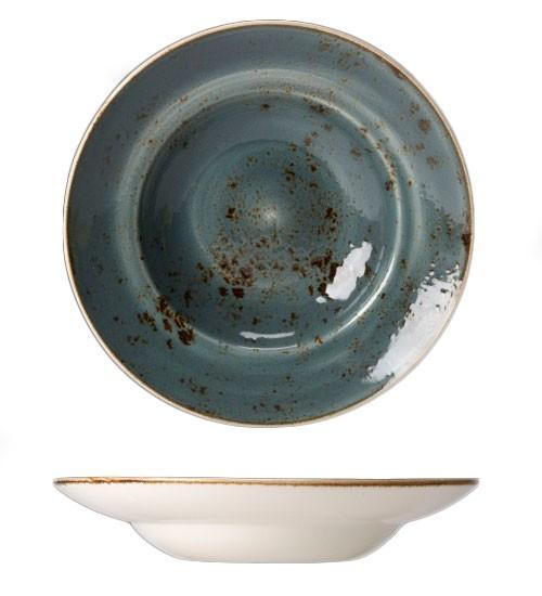 Тарелка глубокая Steelite CRAFT BLUE, диаметр 27 см, синий Steelite 11300372 фото 1