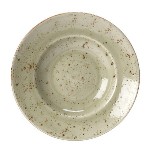 Тарелка глубокая Steelite CRAFT GREEN, диаметр 27 см, зеленый Steelite 11310372 фото 0