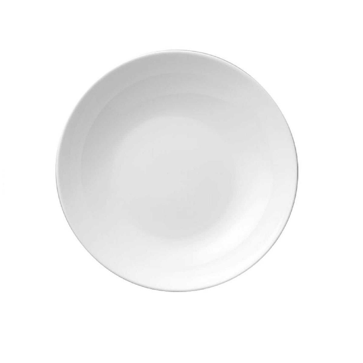 Тарелка глубокая фарфоровая Rosenthal JADE, диаметр 19 см, белый Rosenthal 61040-800001-10319 фото 1