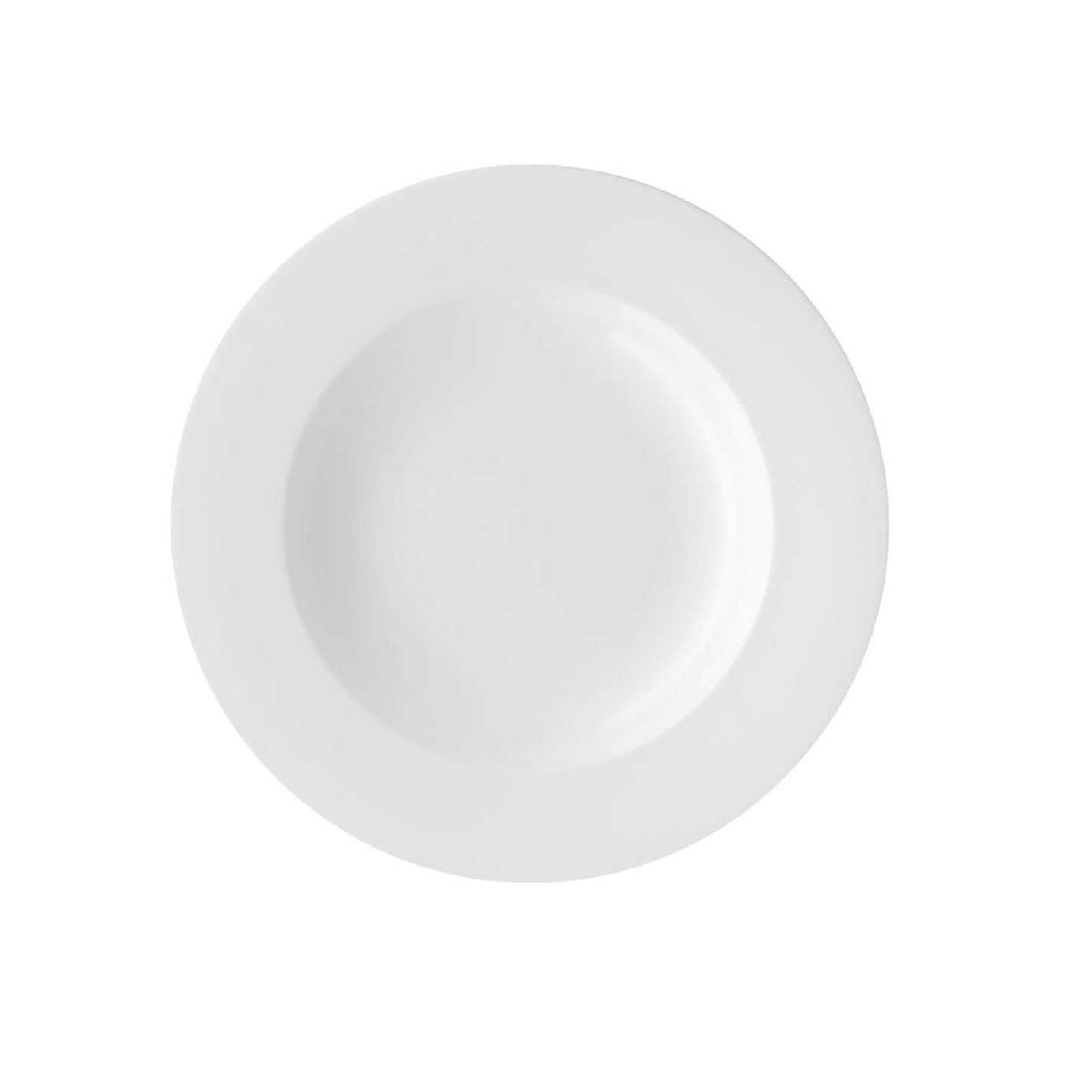 Тарелка глубокая фарфоровая Rosenthal JADE, диаметр 23 см, белый Rosenthal 61040-800001-10123 фото 1