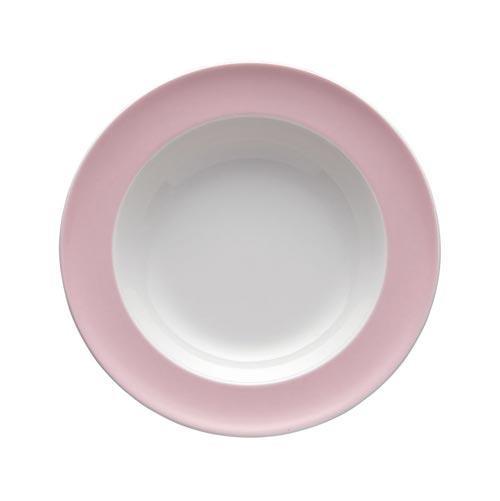 Тарелка глубокая фарфоровая Rosenthal SUNNY DAY, диаметр 23 см, розовый Rosenthal 10850-408533-10323 фото 1