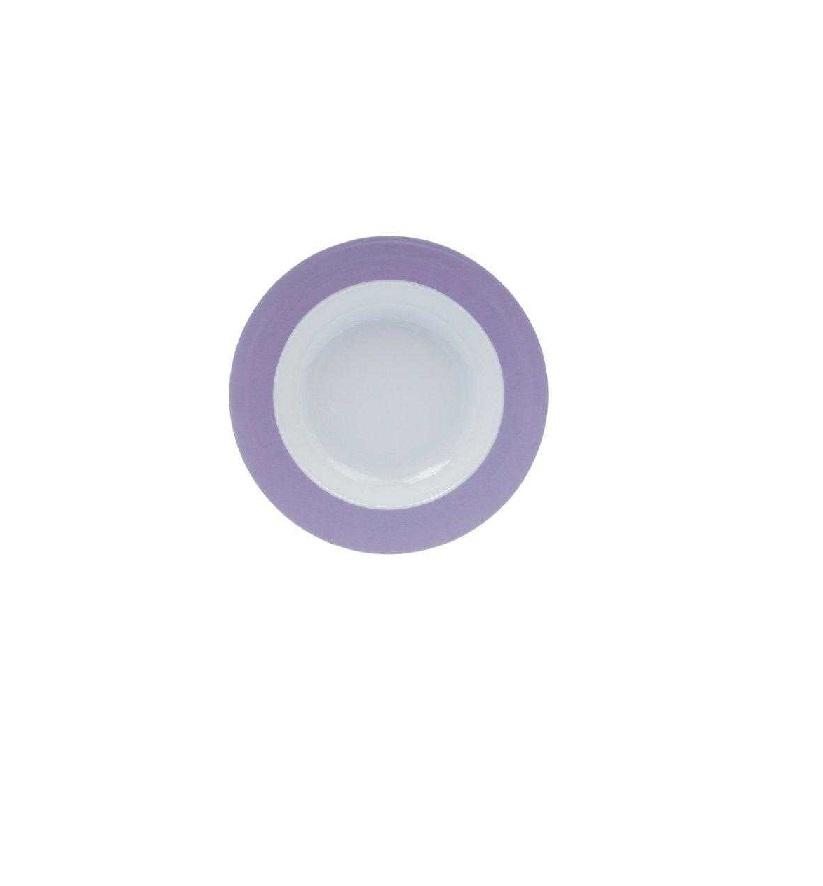 Тарелка глубокая фарфоровая Rosenthal SUNNY DAY, диаметр 23 см, фиолетовый Rosenthal 10850-408531-10323 фото 1
