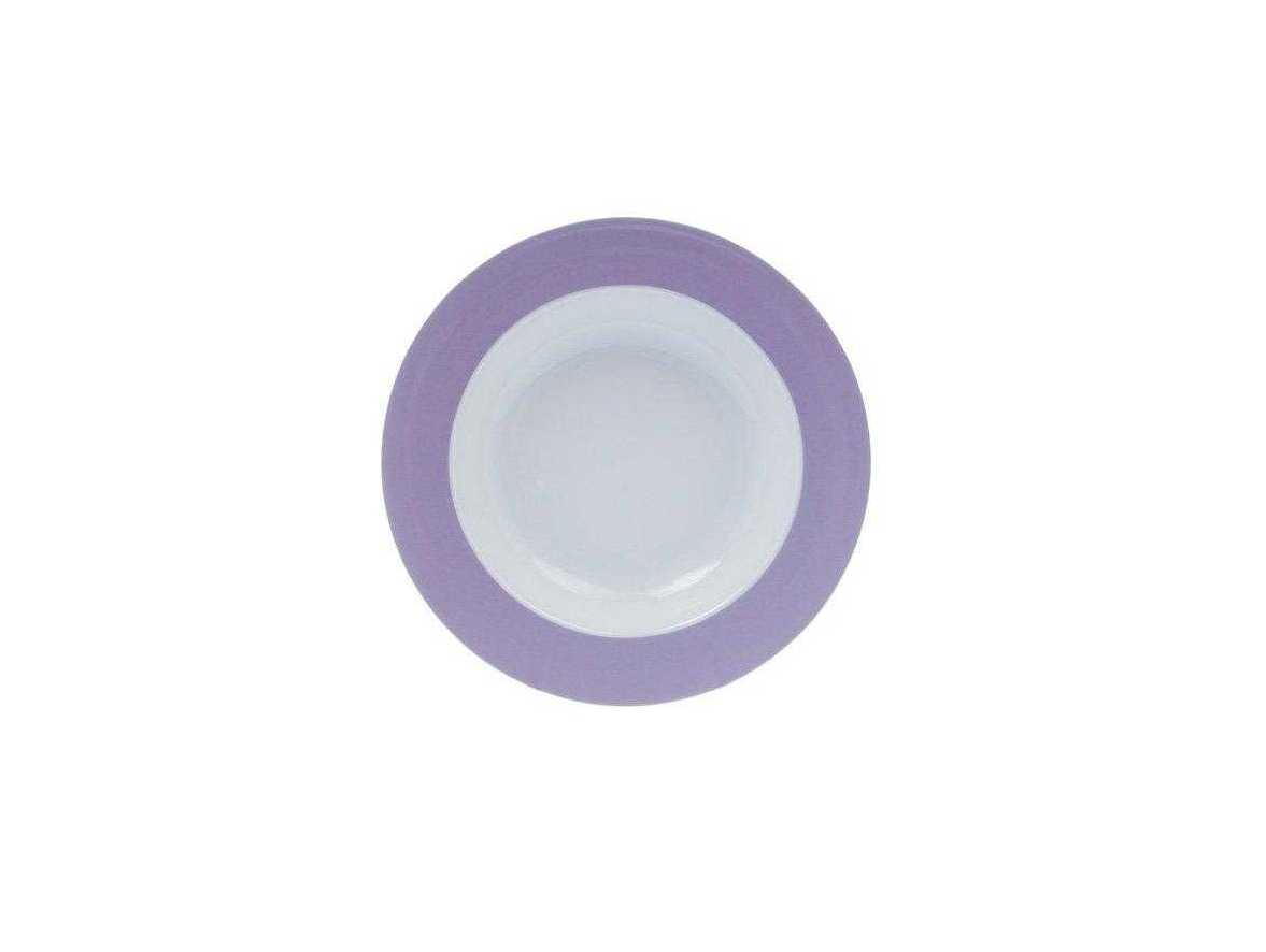 Онлайн каталог PROMENU: Тарелка глубокая фарфоровая Rosenthal SUNNY DAY, диаметр 23 см, фиолетовый Rosenthal 10850-408531-10323