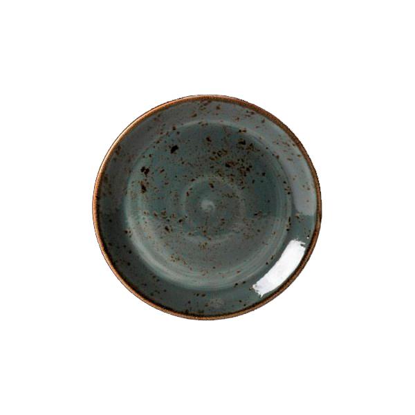 Онлайн каталог PROMENU: Тарелка круглая фарфоровая Steelite CRAFT BLUE, диаметр 15,25 см, синяя (11300568)